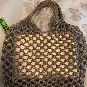 Sam Edelman Boho Summer bag In Gold